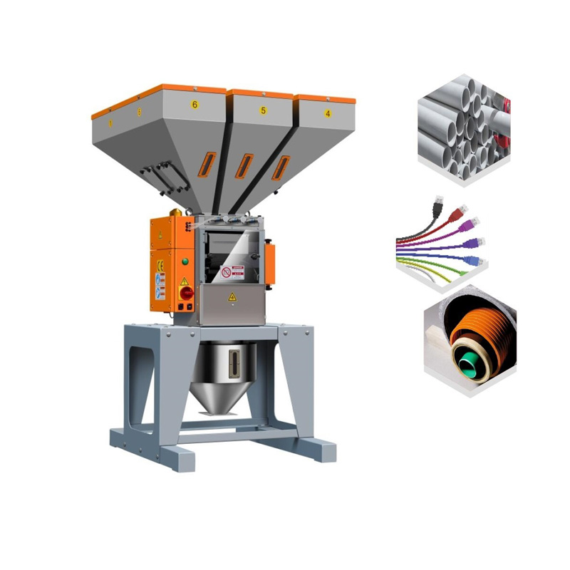Gravimetric Blender Machine